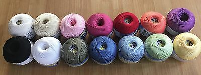 DMC Petra 3 Yarn - lots of colours to choose from