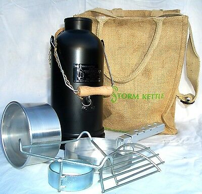 STORM Kettle Kit POPPIN, by request, exceptional value again! BEST SELLER !