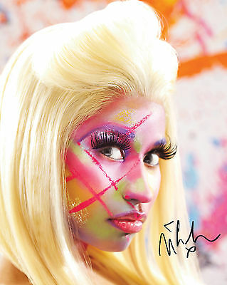 Nicki Minaj #1 - 10X8 Pre Printed Lab Quality Photo Print