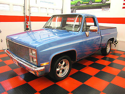 1981 Chevrolet C/K Pickup 1500 2WD SHORT BED 49K ORIG MILES 1981 CHEVROLET C-10 SILVERADO 2WD SHORT BED GREAT COLOR COMBO 49K MILES