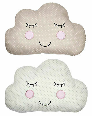 Sweet Dreams Cloud Cushion Assorted Children's Bedroom