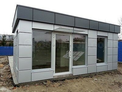 Modular Building Portable Cabin garden office portable office KC Cabins Solution
