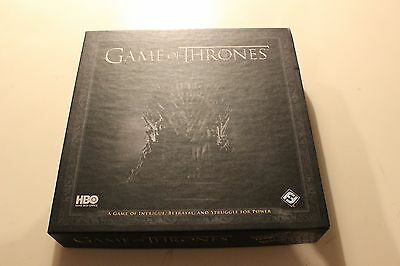 Fantasy Flight Games - Game of Thrones 100% complete never used condition