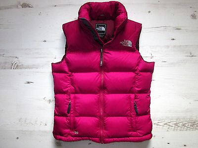 The North Face Nuptse Women's Vest 700 XS RRP£130 gillet body warmer