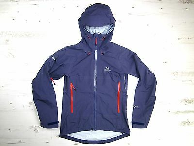 Mountain Equipment Oddisey Women's Waterproof Jacket S UK10 RRP£200