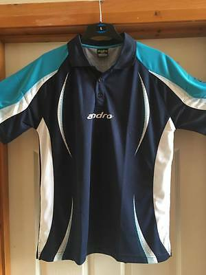 Andro HEMD COSYO Table Tennis Shirt Large