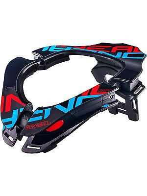 ONeal Blue-Red 2018 Tron MX Neck Brace