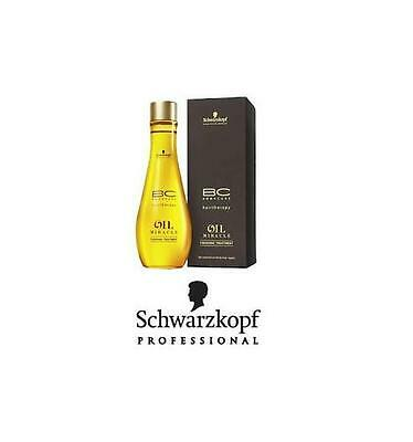 TratamieNTo OiL Miracle Light Cabello Grueso 100ML SchwarzkopF ProfesionaL