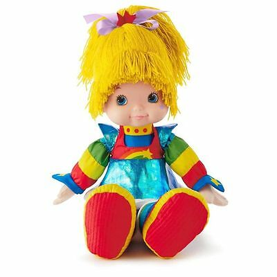 Rainbow Brite Plush Doll 2015 Hallmark New w/ Tag - Hard to Find 16 Inches Tall