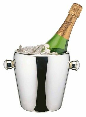 Elia Curved Champagne Wine Cooler, ice bucket
