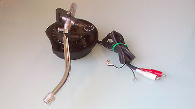 Technics SL 1210 MK2 tonearm assembly for 1200 and 1210