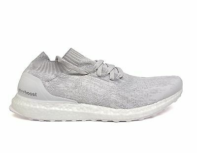 7a61b75c761a8 ADIDAS MEN S ULTRABOOST UNCAGED Primeknit Running Shoes White BY2549 ...