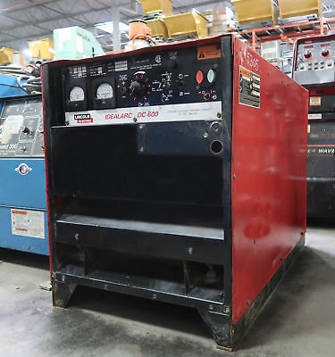 Idealarc DC600 Lincoln Electric Welders