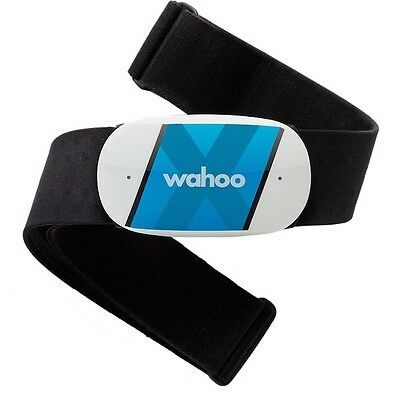 NEW Wahoo TICKR HRM Heart Rate Monitor Strap iPhone Android Bluetooth ANT+ Pulse