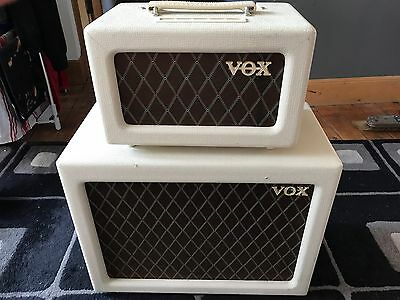 Vox Ac4 Head and Cabinet Used