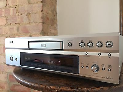 Denon DVD-3910 SACD player-boxed.