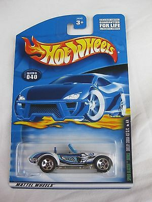 Hotwheels 2000 #40 Speed Blaster Series,Shelby Cobra 427 S/C Mint In Card