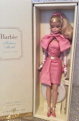 Movie Mixer Silkstone Barbie Doll 2007 Gold Label K7963 Mint Nrfb