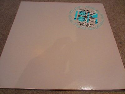 "Janet Jackson - Love Will Never Do (Without You) 12"" SINGLE ORIG UK Limited 1990"