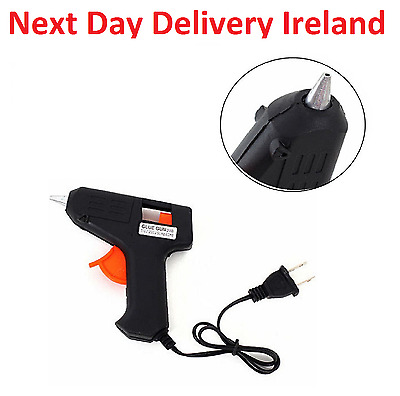 Heating Melt Art Repair Tool Electric Craft Hot Melt Glue Gun 20W Sticks Trigger
