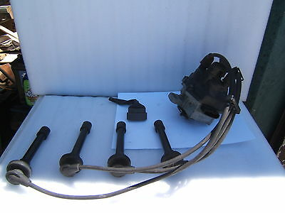 Nissan Almera  1.6 & 1.4 95 To 00 Ignition Distributor & Leads