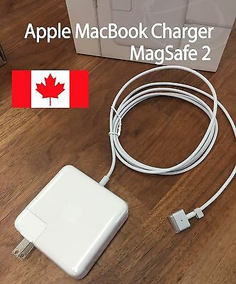 White 60W AC Power Supply Adapter Charger w/ Plug MacBook & MacBook Pro 13 Inch
