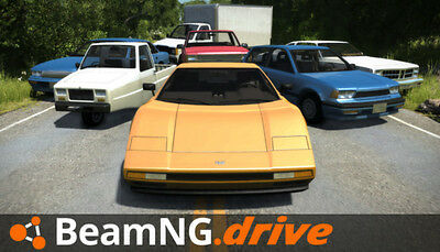BeamNG.drive Steam (PC) - Europe Only -