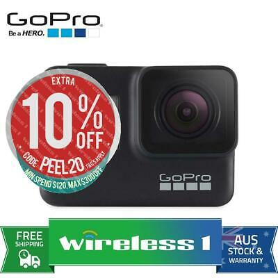 Brand New GoPro HERO7 Black (CHDHX-701)