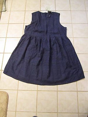 BLUE MATERNITY DRESS by ASOS - SIZE 14 - NEW