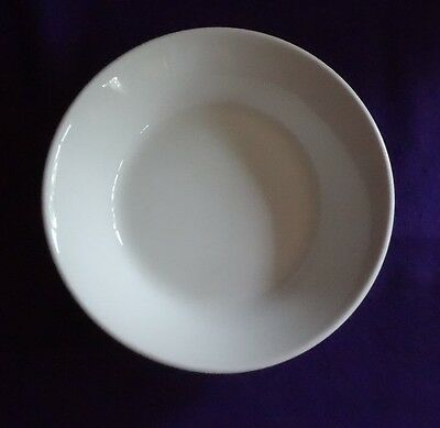 """Stonehenge Midwinter white England 5 3/4"""" berry or dessert bowl replacement"""
