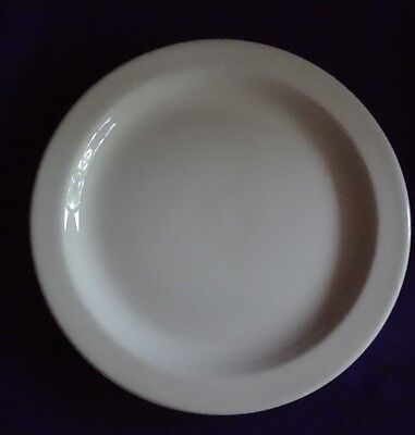 """Stonehenge Midwinter white England 7"""" salad or dessert plate replacement"""