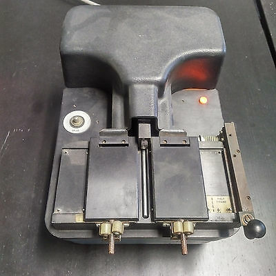 Metric Splicer Ultrasonic Film Splicer Model 3070