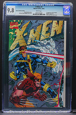 X-Men #1 (Oct 1991, Marvel), CGC: 9.8, Special Collectors Edition