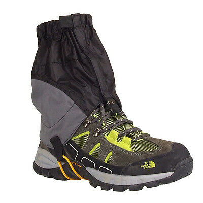 Outdoor Waterproof Shoes Gaiters Ultralight Ankle Foot Cover Hiking Camping