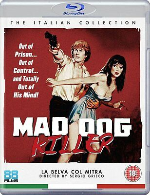 Mad Dog Killer (1977) Blu-Ray BRAND NEW Free Shipping - USA Compatible
