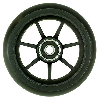 Ethic Incube Scooter Wheel 100Mm Black/black - Free Express Shipping