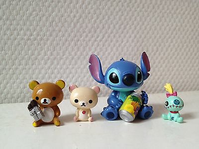 Rement Stitch Rilakkuma Collectible Disney San-x Japan