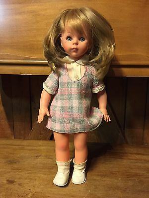 """Vintage 1967 IC Doll Made In Italy 15"""""""