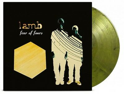Lamb - Fear Of Fours 2x 180g YELLOW COLOURED vinyl LP IN STOCK Andy Barlow