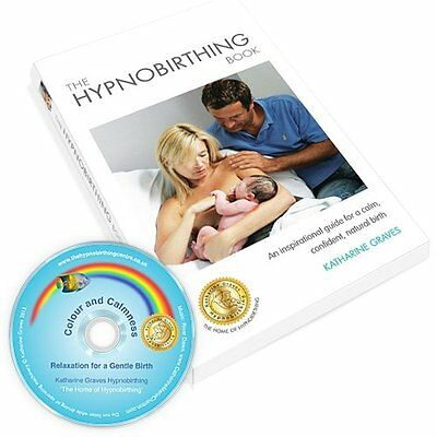 The Hypnobirthing Book + Hypnobirthing Relaxation CD