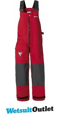 Musto BR1 Ladies Trousers Red/Dark Grey SB123W2