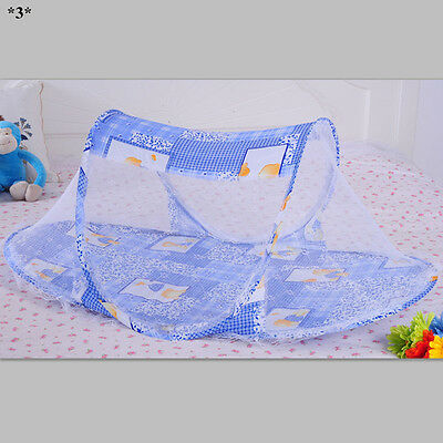 Portable Baby Summer Crib Netting New Outdoor Infant Girls Boys Bed Mosquito Net