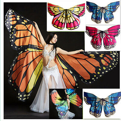 Belly Dance Costume Angel Isis Wings New Butterfly wings & Classice Style