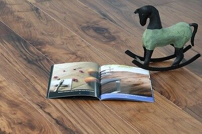 Special Offer ! Lacquered Walnut Engineered Flooring 1900*190* 20/6mm EW2053