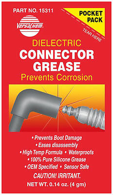 Dielectric Boot Connector Grease