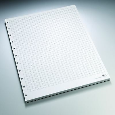 Staples? Arc Notebook Filler Paper Letter-sized Graph-Ruled White 50 Sheets