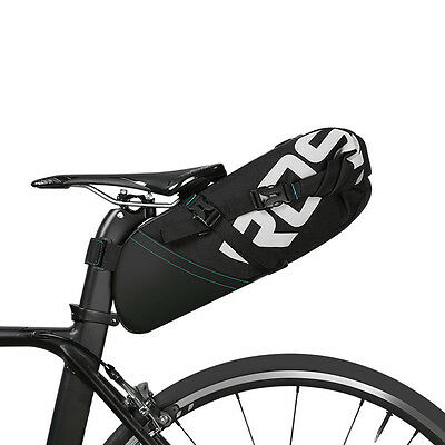 Roswheel Bicycle Bike Cycling Saddle Seat Tail Rear Bag Storage Pouch Carrier