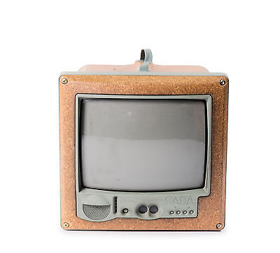 SABA Jim Nature Philippe Starck TV M 3799 Thomson BIO eco Design 1994 Television