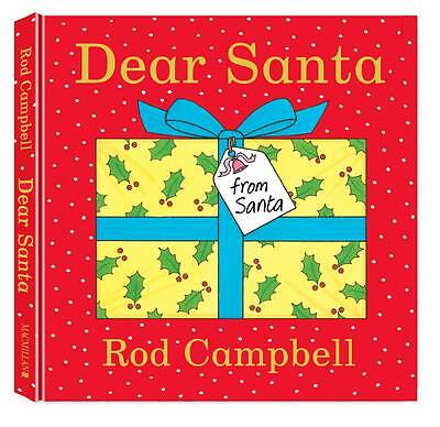 Dear Santa by Rod Campbell BRAND NEW BOOK (Board book, 2012)