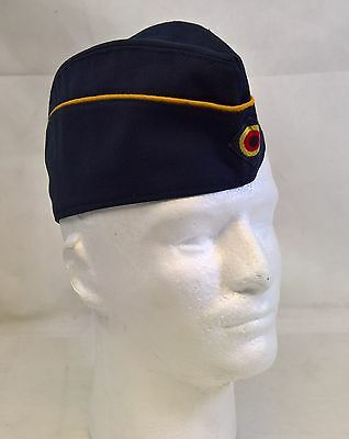 GERMAN AIR FORCE SIDE CAP HAT SIZES 56,57 or 58